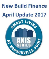 Getting Low Deposit Mortgages For AXIS Homes | April 2017 Update