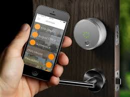 Smart Home Security   Introducing The August Smart Lock