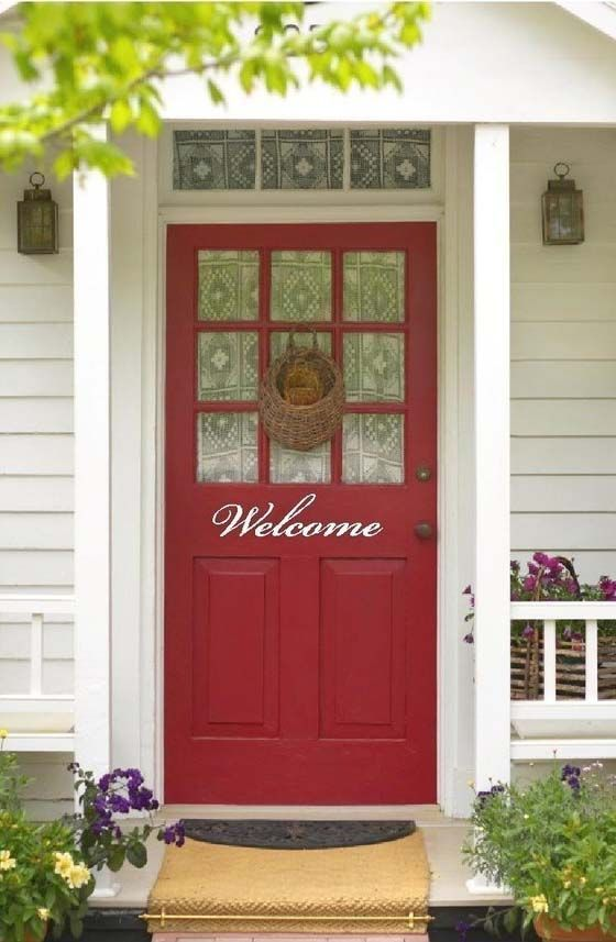 Open The Door To Your New Home